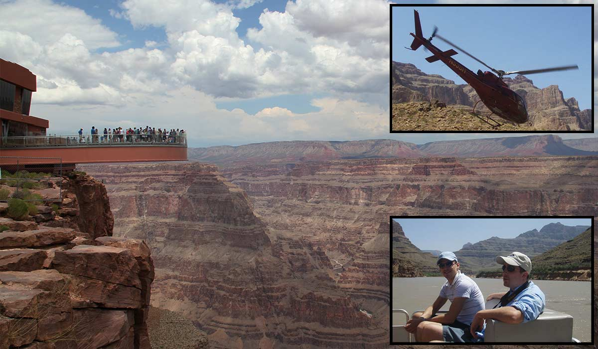Helicopter Tours Las Vegas Grand Canyon Ranch
